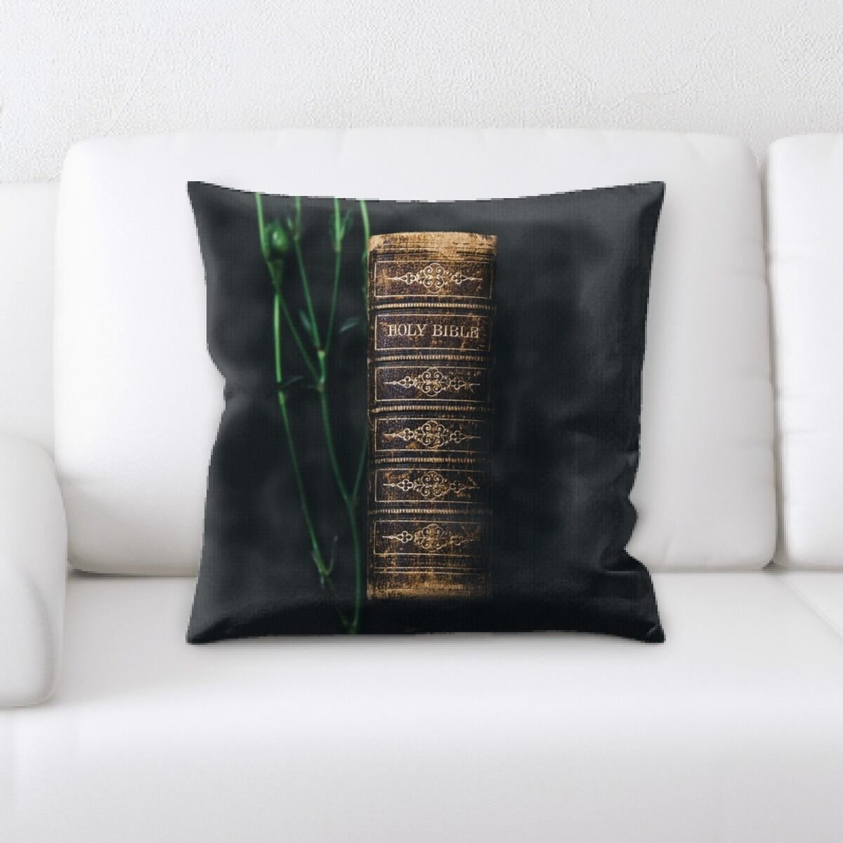 Portrait Style Photography (436) Throw Pillow