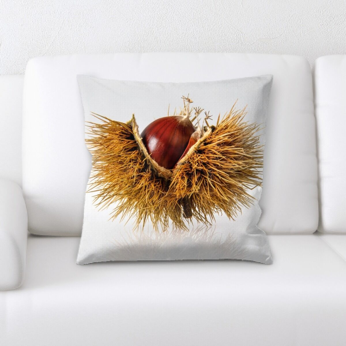 Portrait Style Photography (495) Throw Pillow