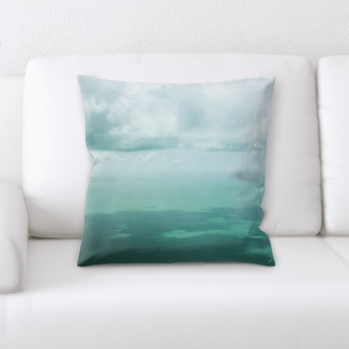 Landis (505) Throw Pillow
