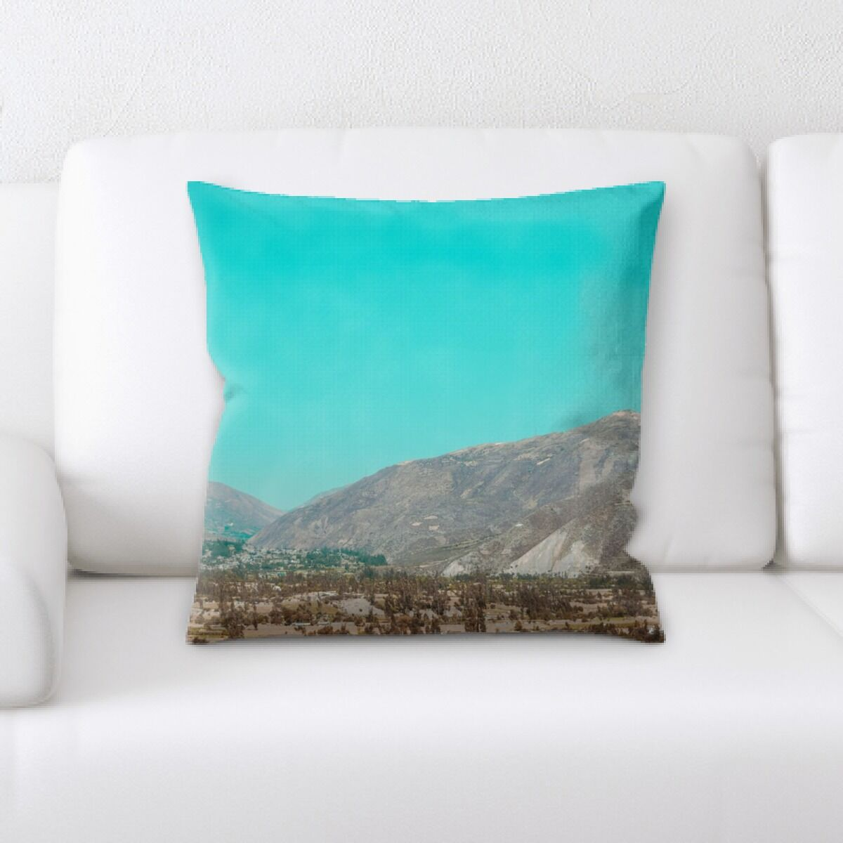 Portrait Style Photography (450) Throw Pillow