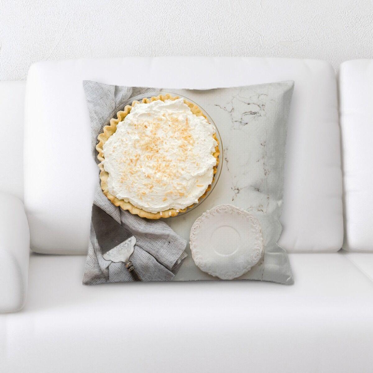 Landis (614) Throw Pillow