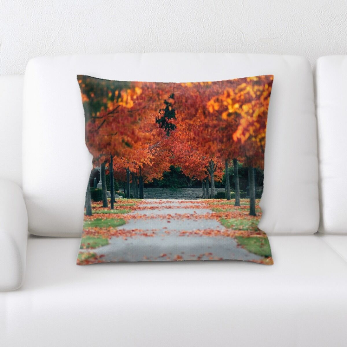 Portrait Style Photography (454) Throw Pillow