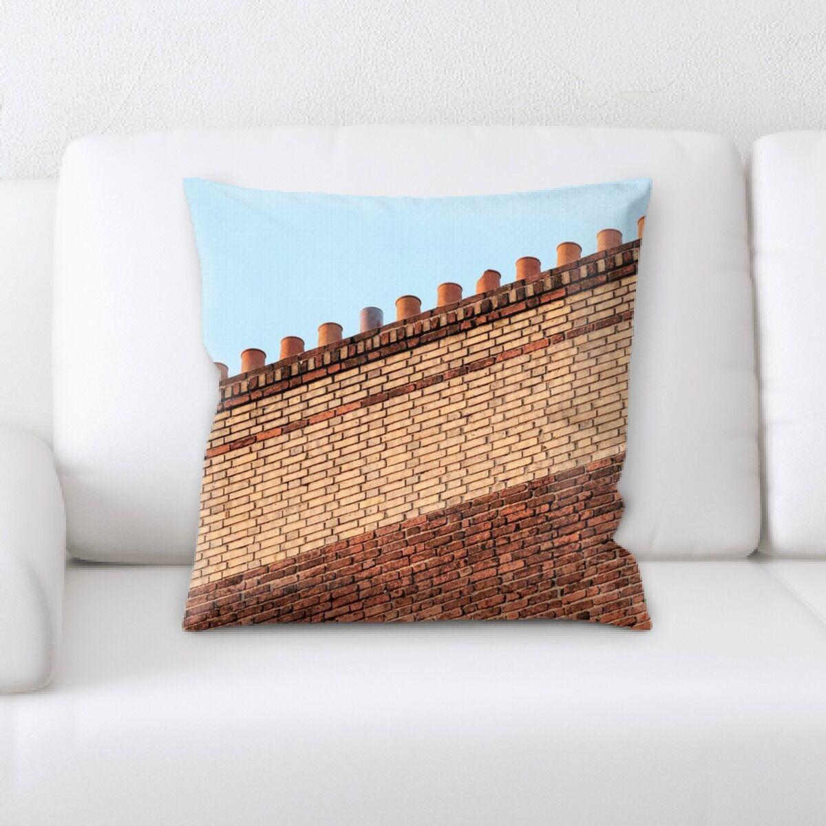 Landis (526) Throw Pillow