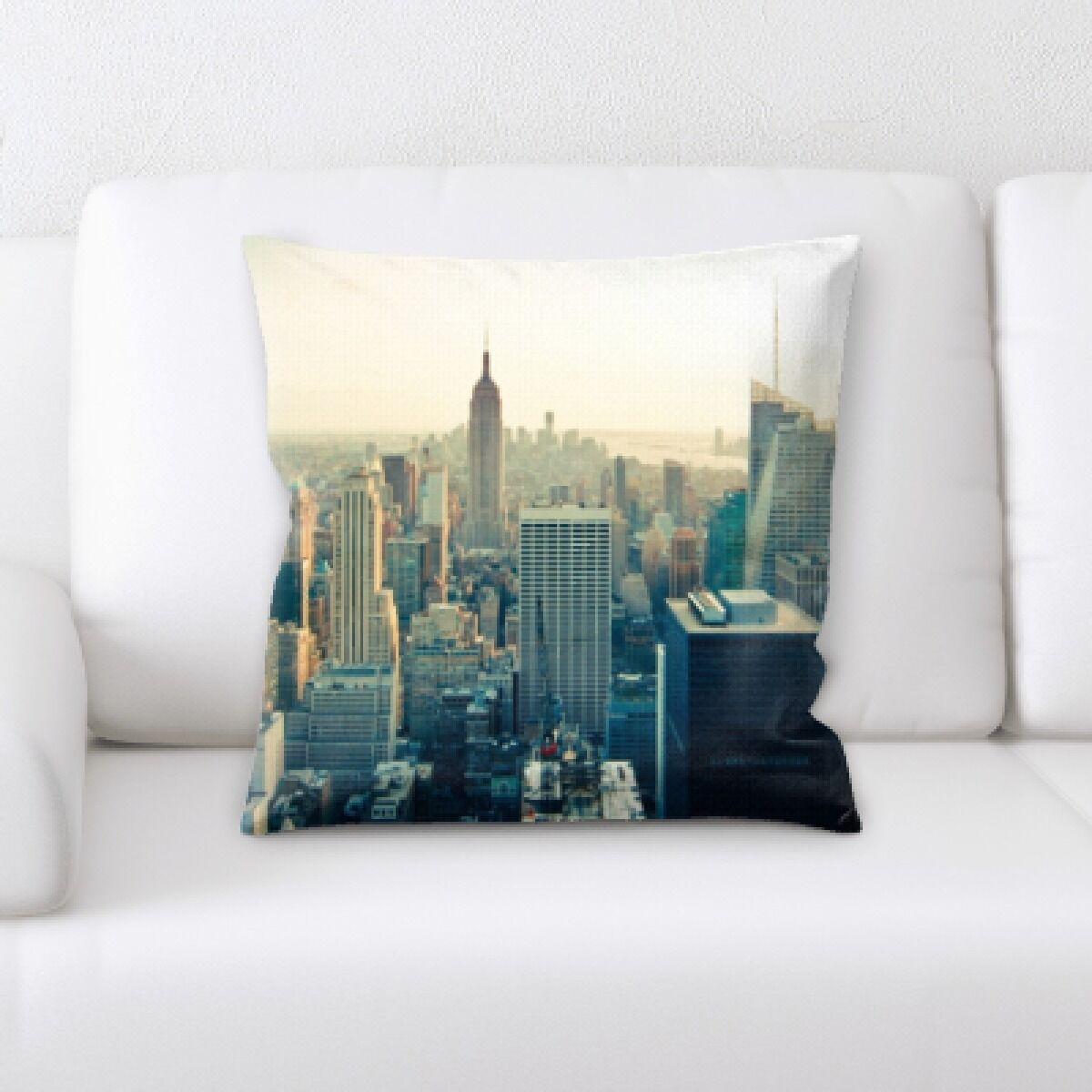 Gabilan New York City Shots (82) Throw Pillow