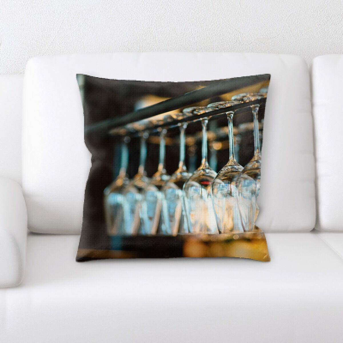 Vermont Restaurant & Cafe Life Style (42) Throw Pillow