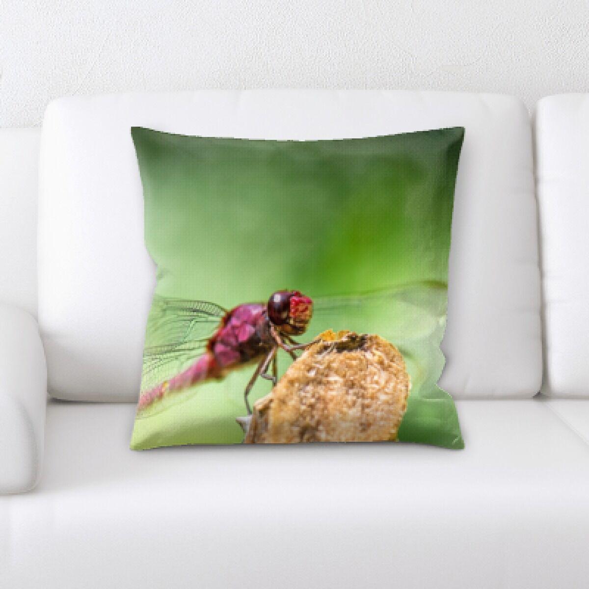 Montevia The Little Animals (105) Throw Pillow