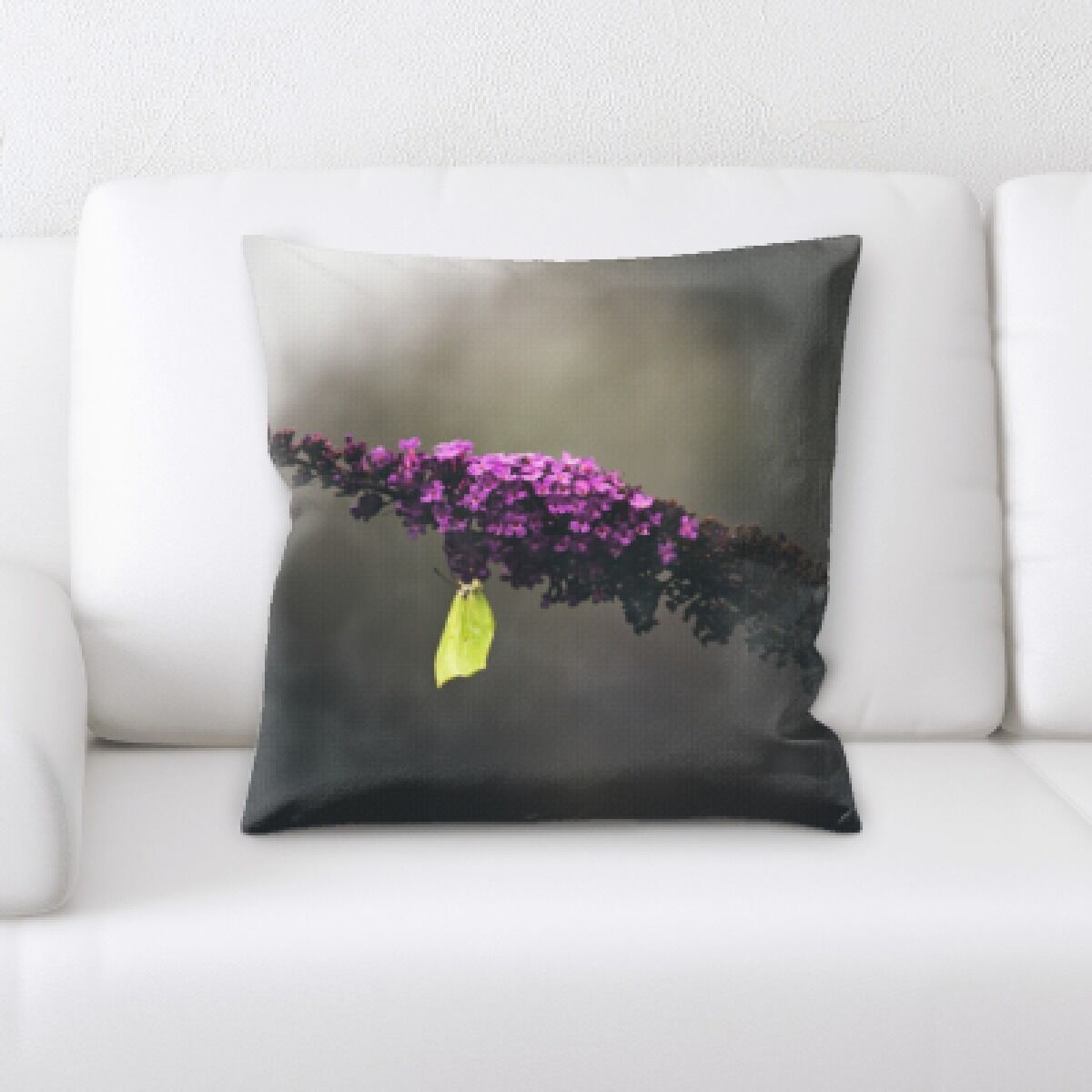 Mclea The Little Animals (76) Throw Pillow