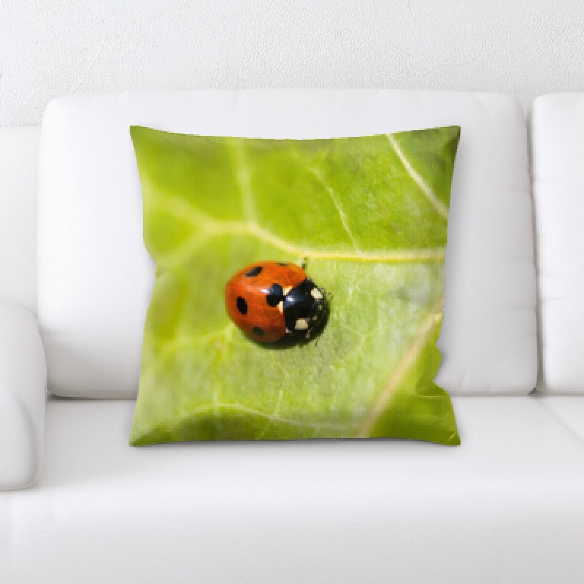 Meda The Little Animals (79) Throw Pillow