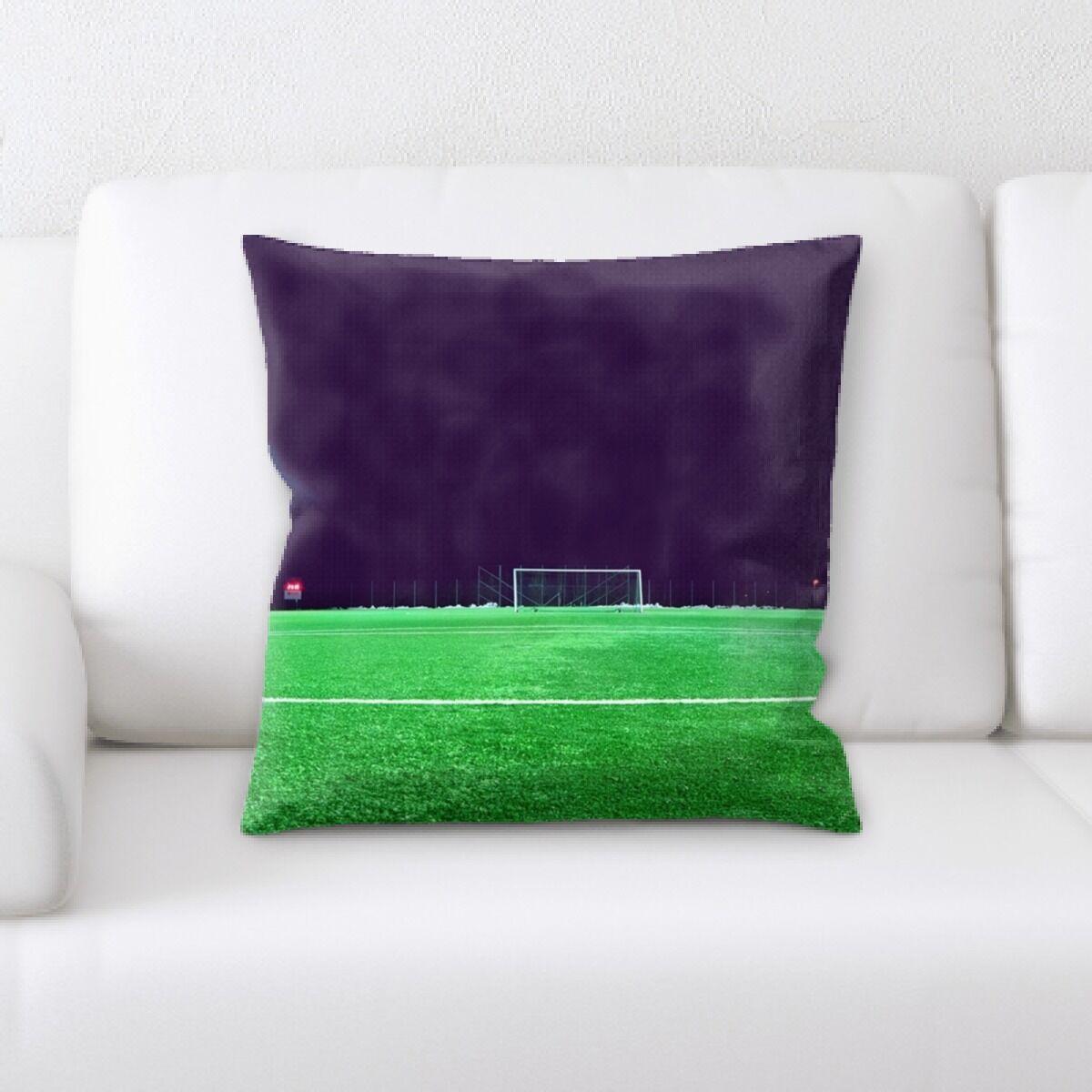 Langley Field (5) Throw Pillow