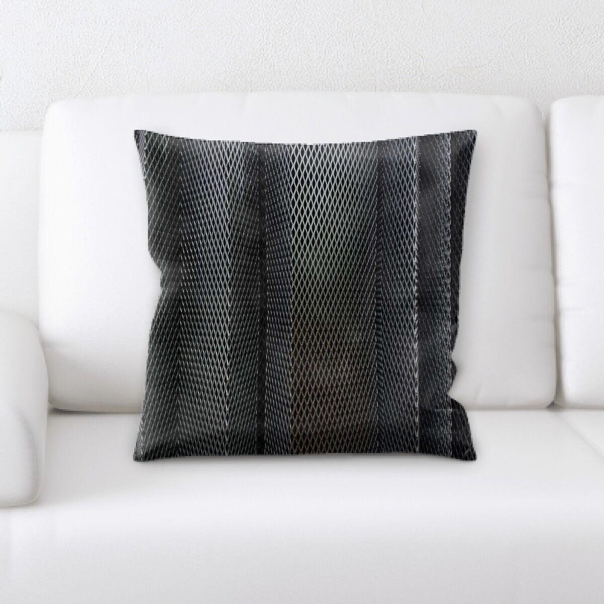 Langston (25) Throw Pillow