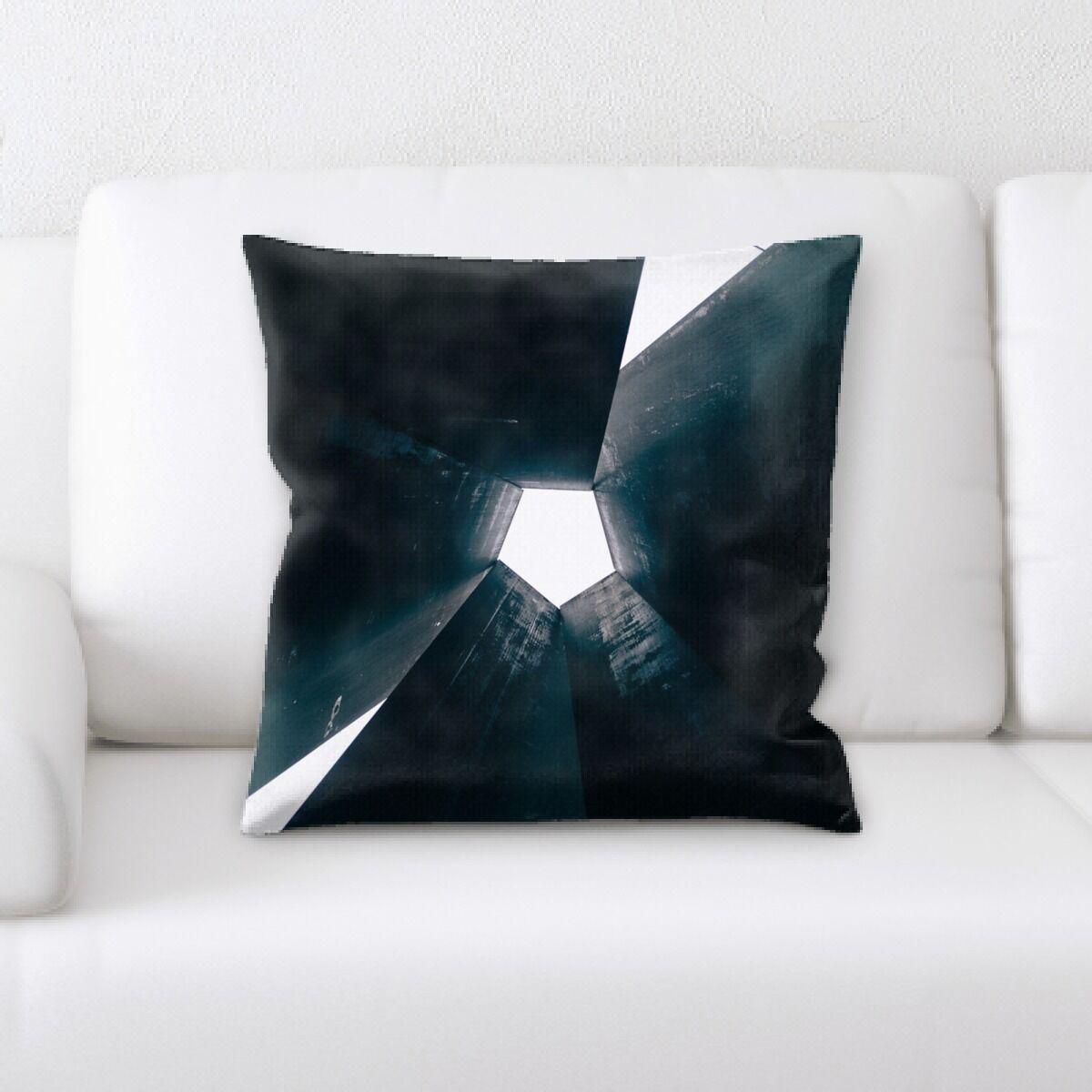 Langston (34) Throw Pillow