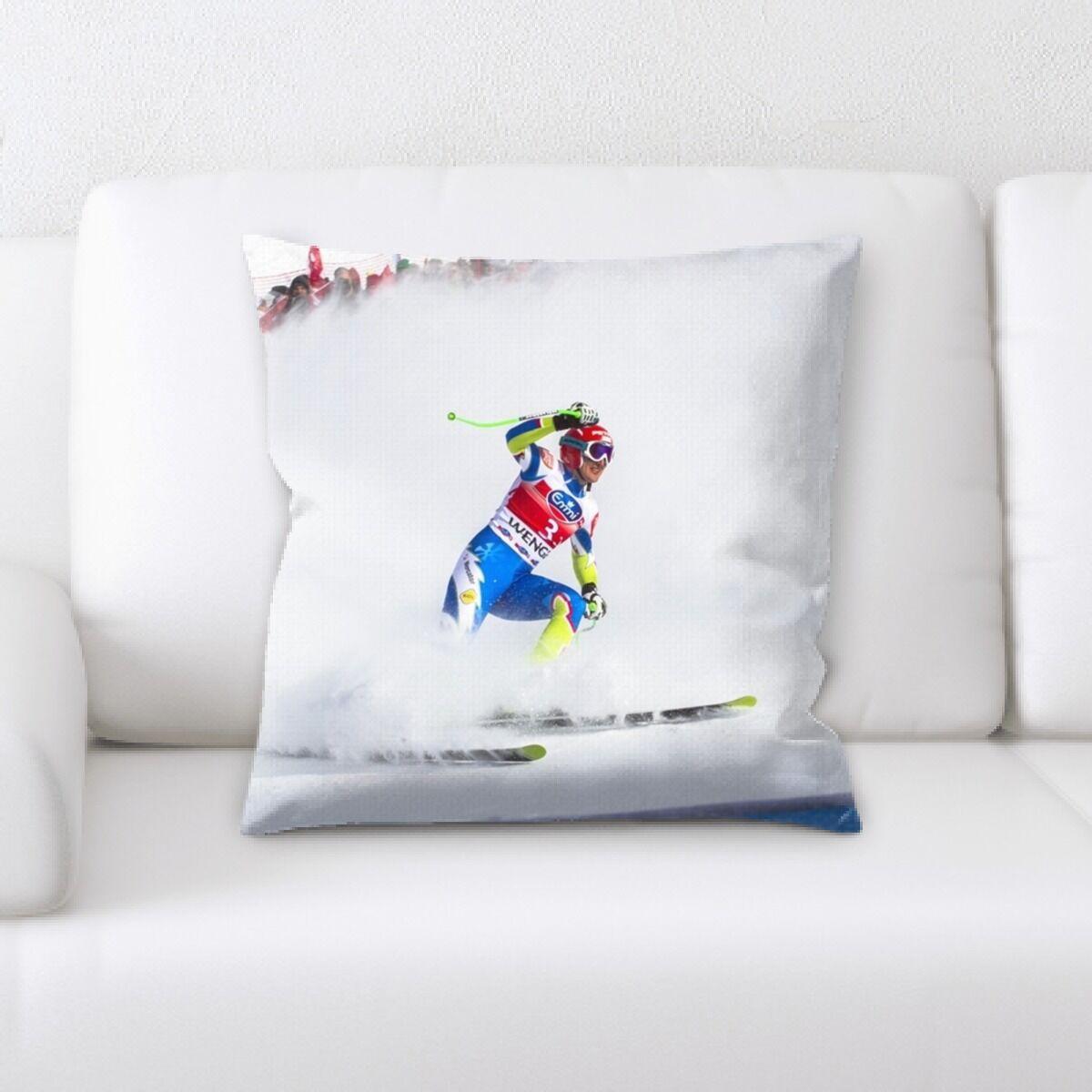 Swartz (1) Throw Pillow