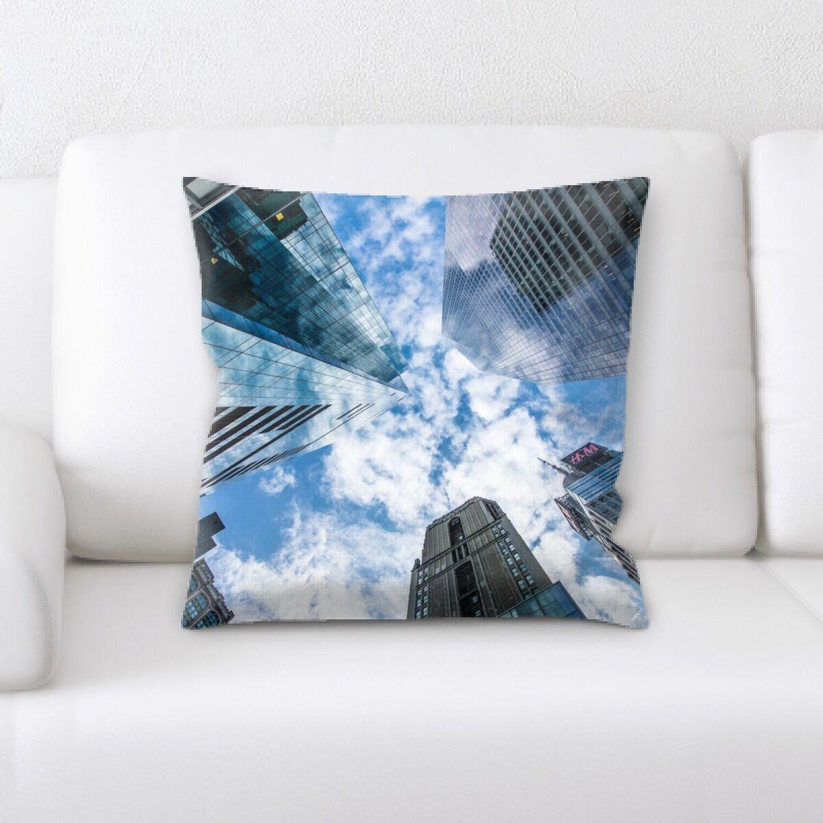 Langston (50) Throw Pillow