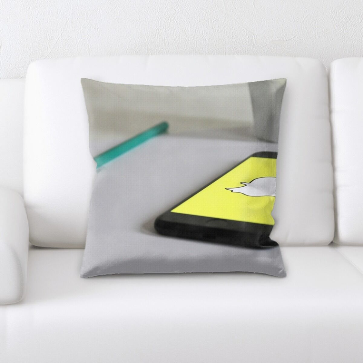 Tang (2) Throw Pillow