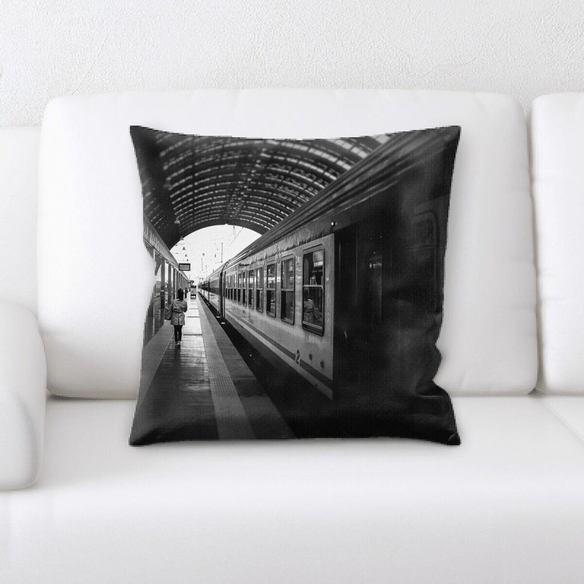Lam (125) Throw Pillow