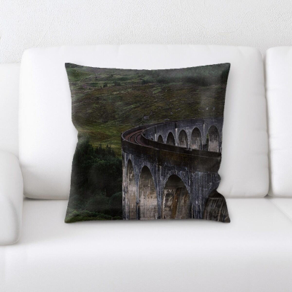 Lam (163) Throw Pillow