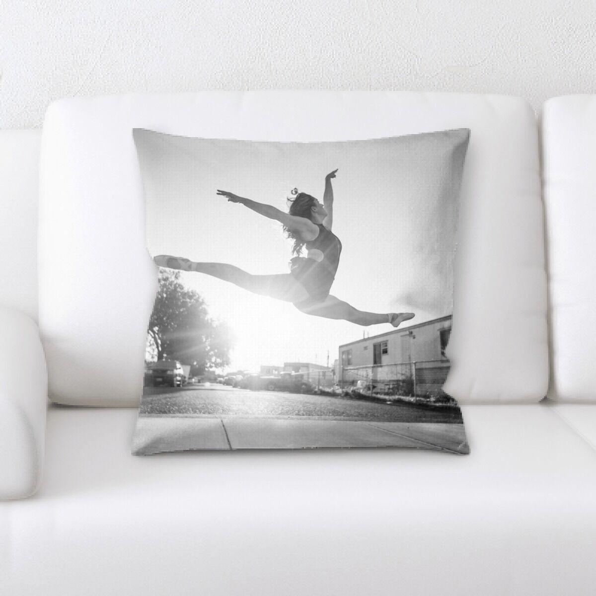 Lake (99) Throw Pillow