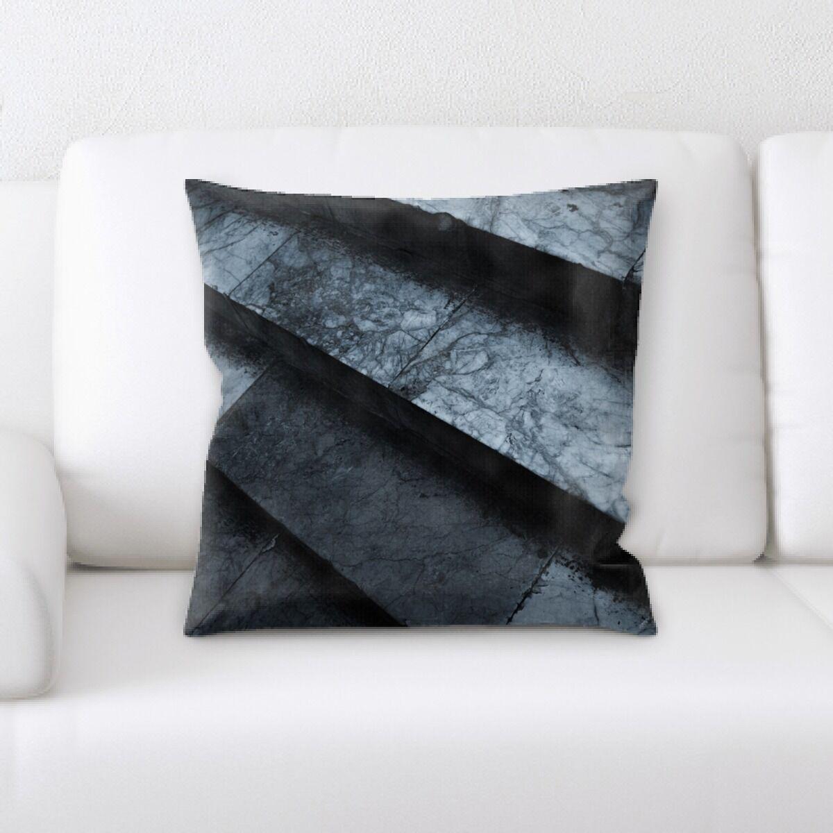 Stone (5) Throw Pillow