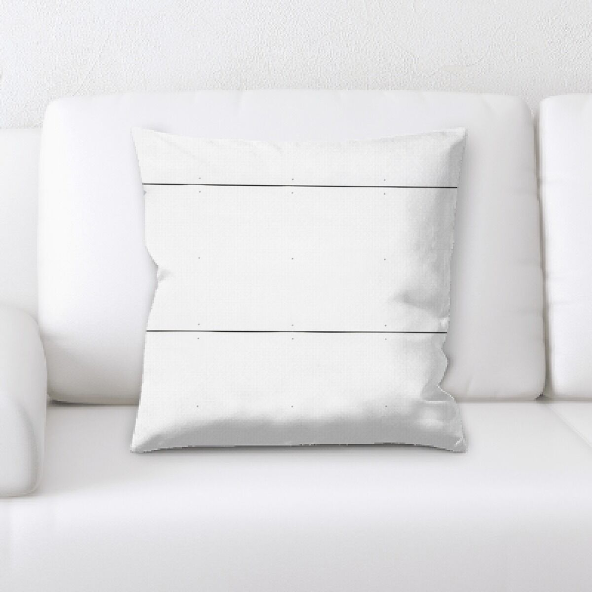 Wall (8) Throw Pillow