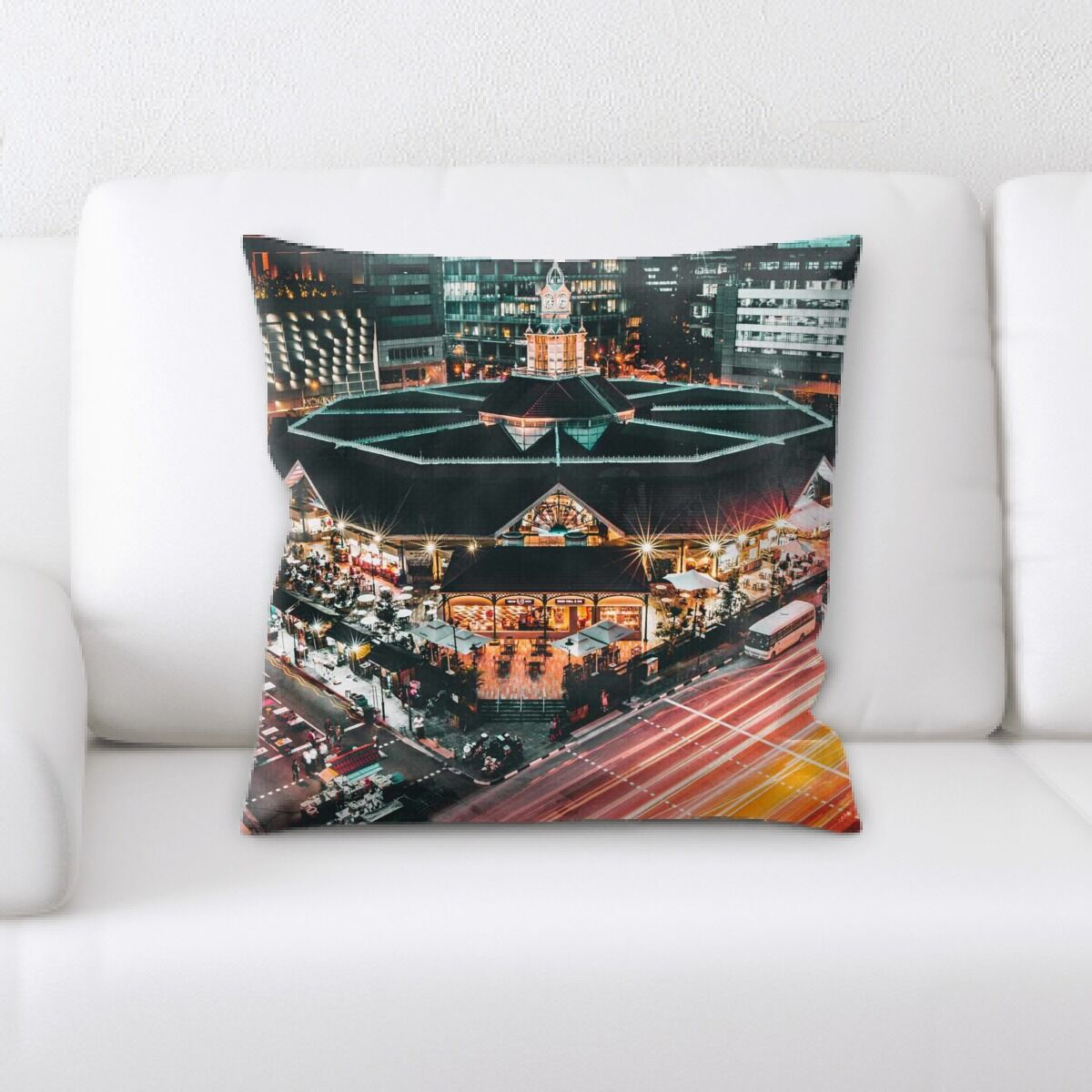 Lake (161) Throw Pillow
