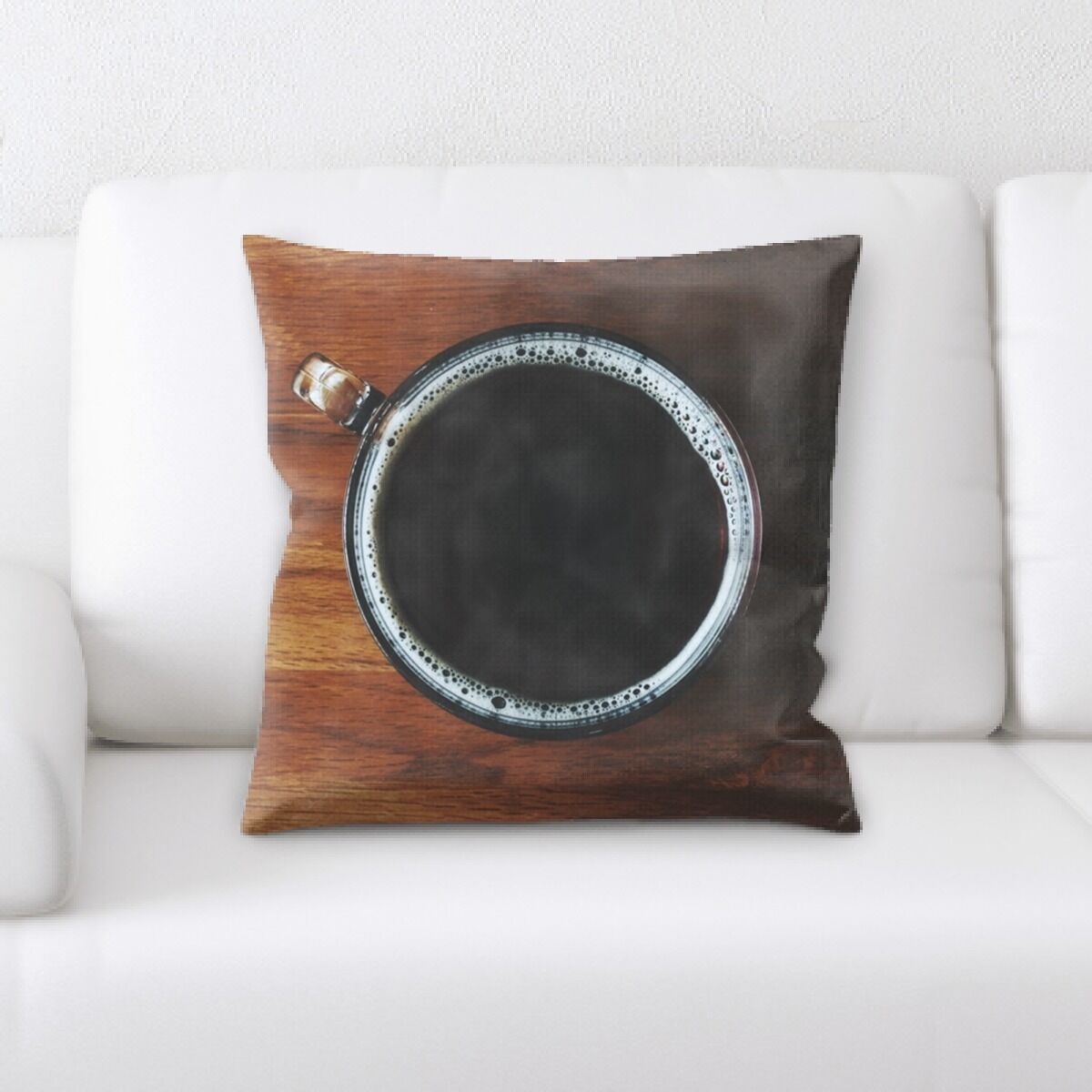 Tea (8) Throw Pillow