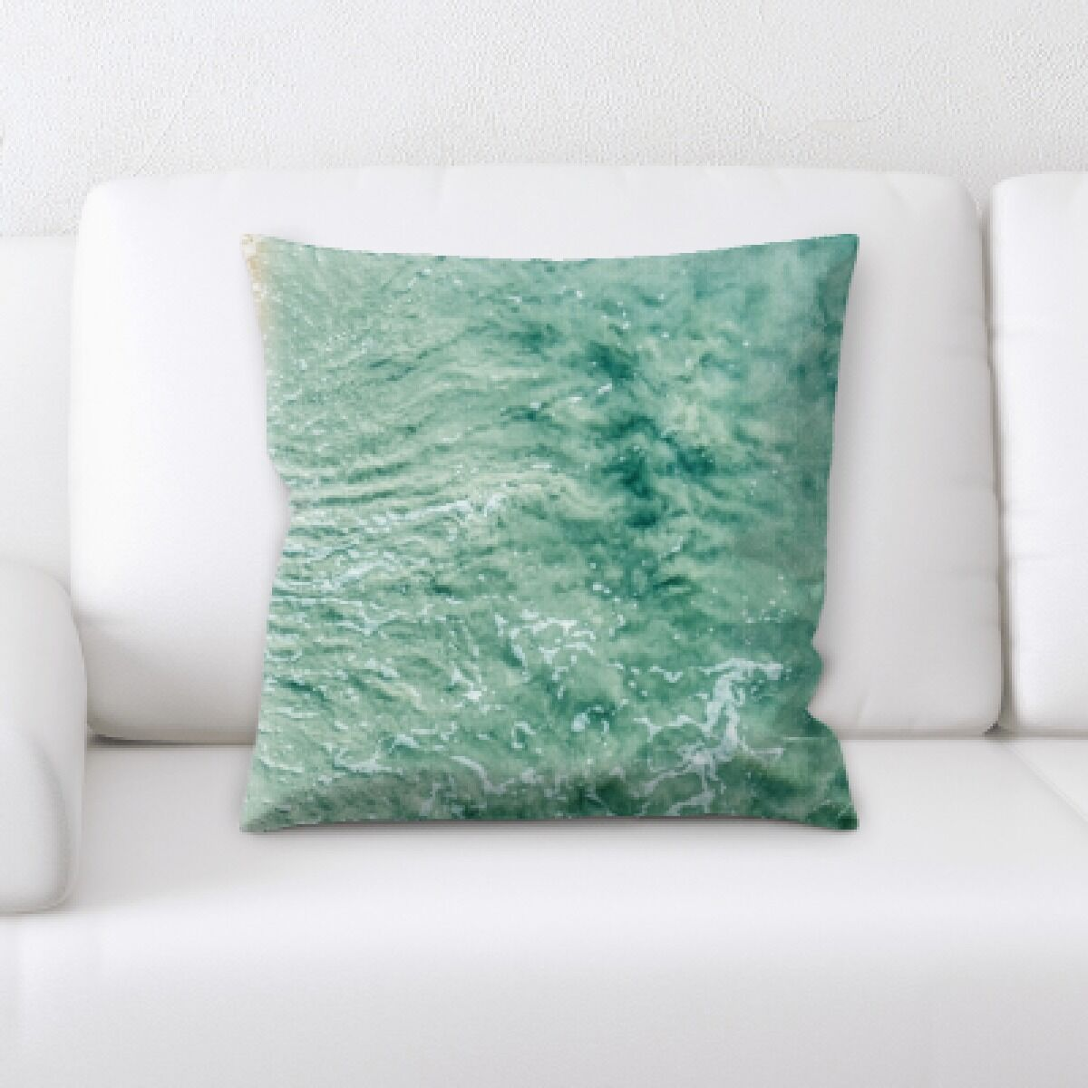 Neve The Great Sea (7) Throw Pillow