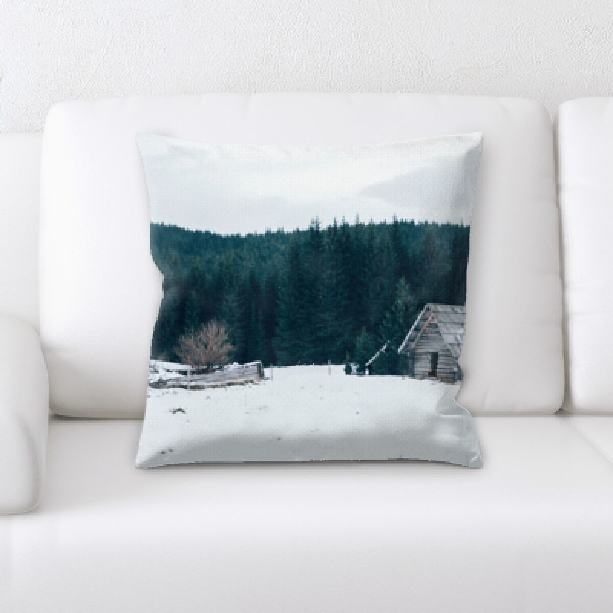 Landrum (9) Throw Pillow