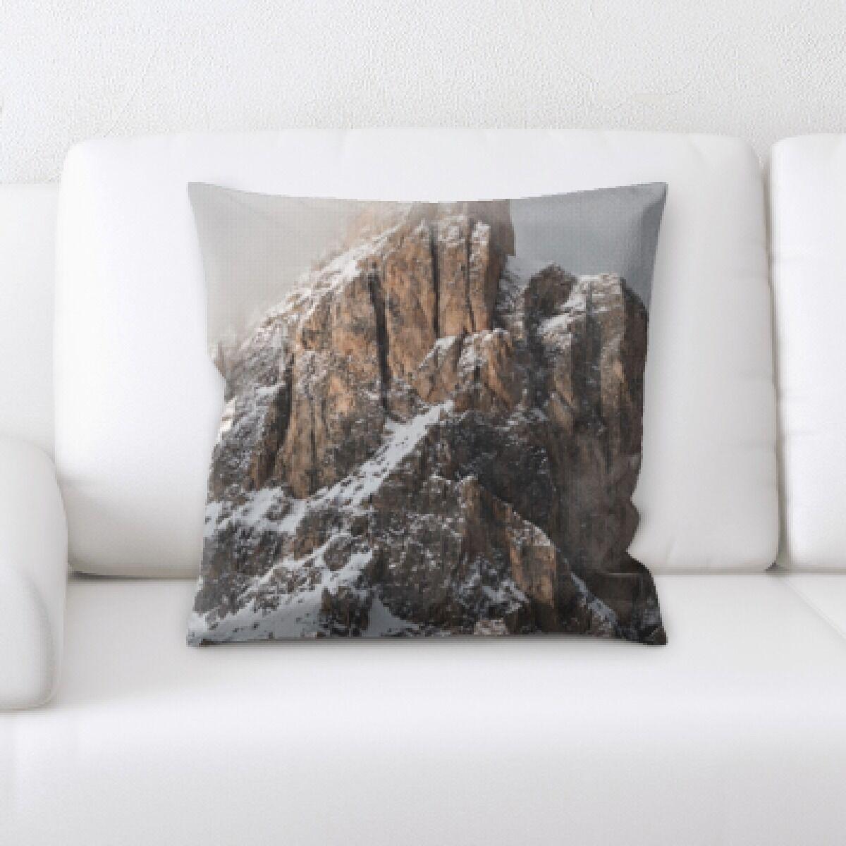 Landrum (92) Throw Pillow