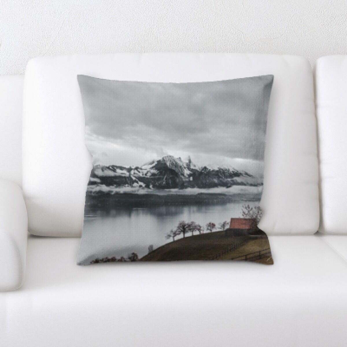 Landrum (99) Throw Pillow