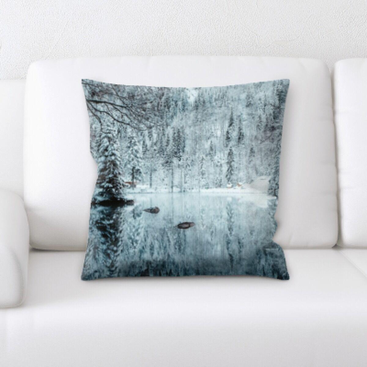 Landrum (120) Throw Pillow