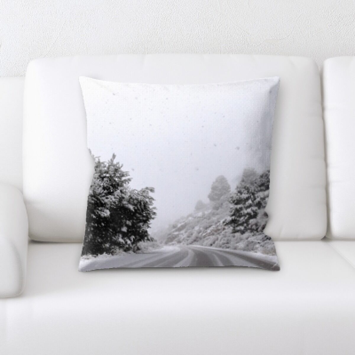 Landrum (113) Throw Pillow