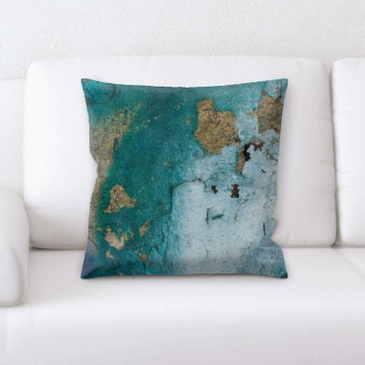 Jorgensen The Great Sea (130) Throw Pillow