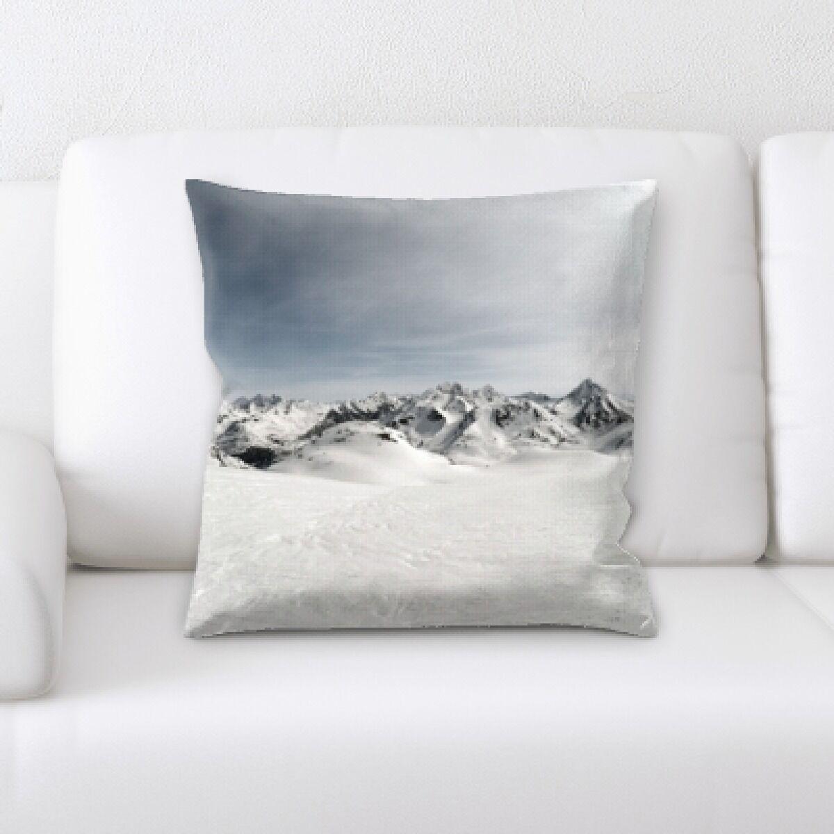 Landrum (137) Throw Pillow