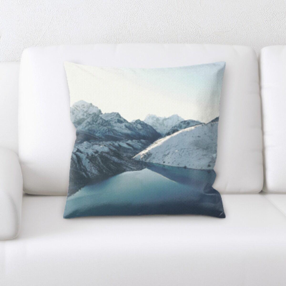 Landrum (138) Throw Pillow