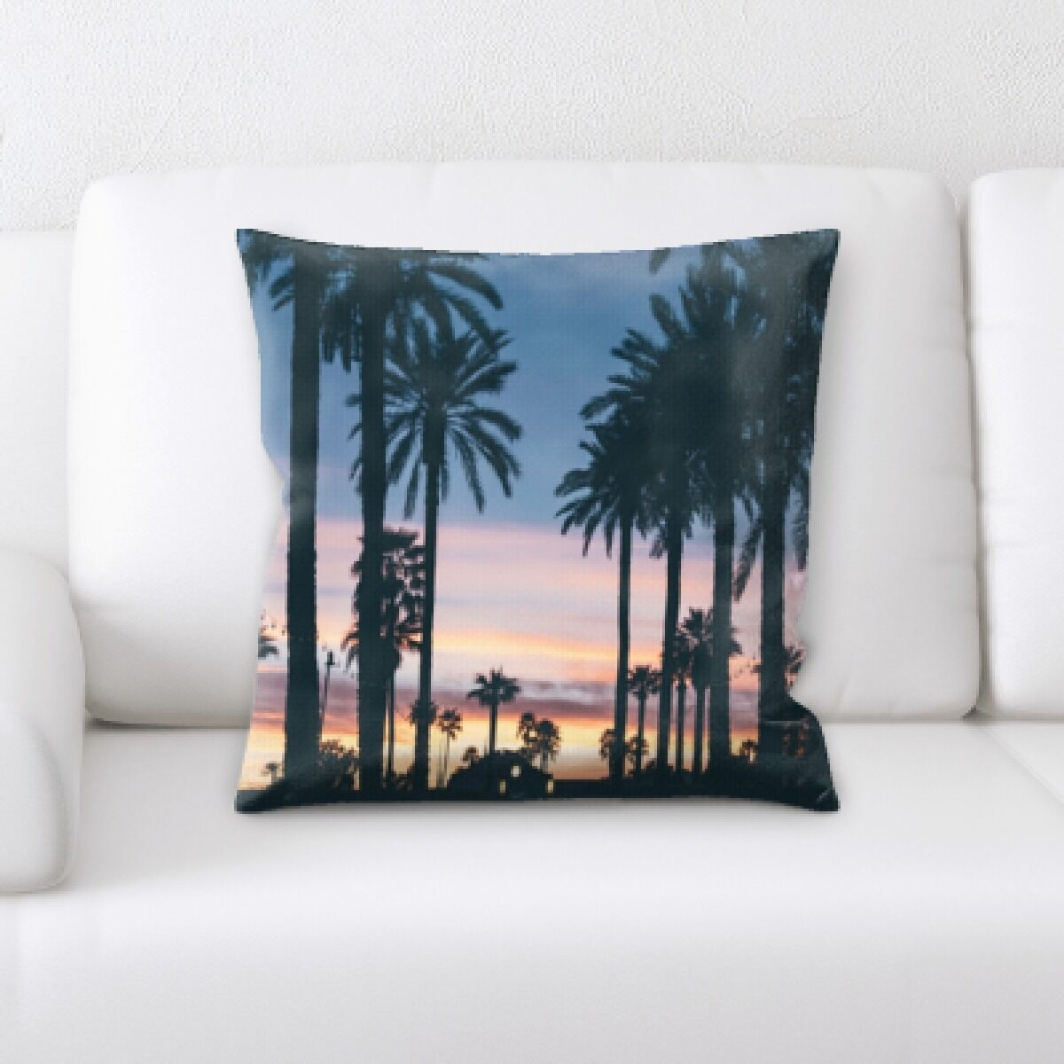 Key The Great Sea (135) Throw Pillow