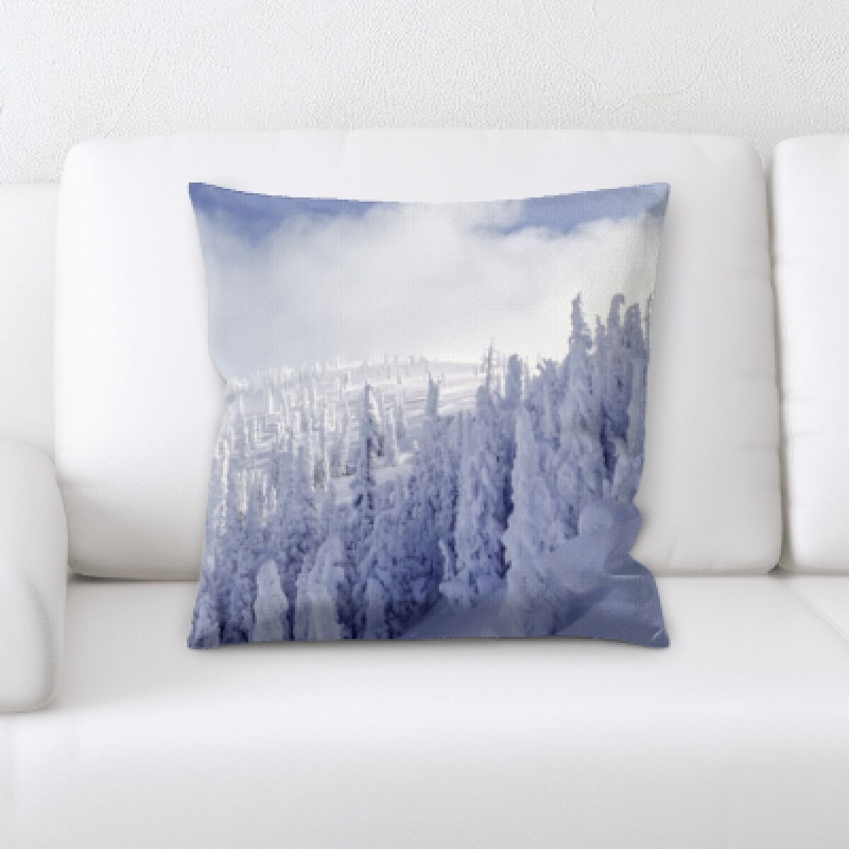 Landrum (148) Throw Pillow