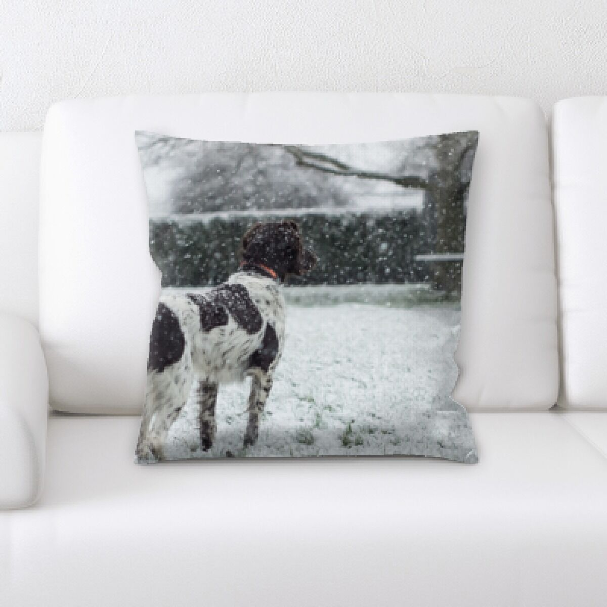 Landrum (149) Throw Pillow
