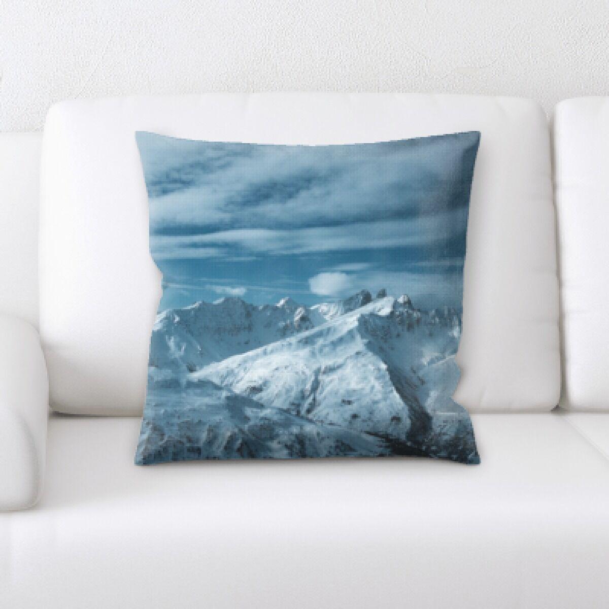 Landrum (153) Throw Pillow