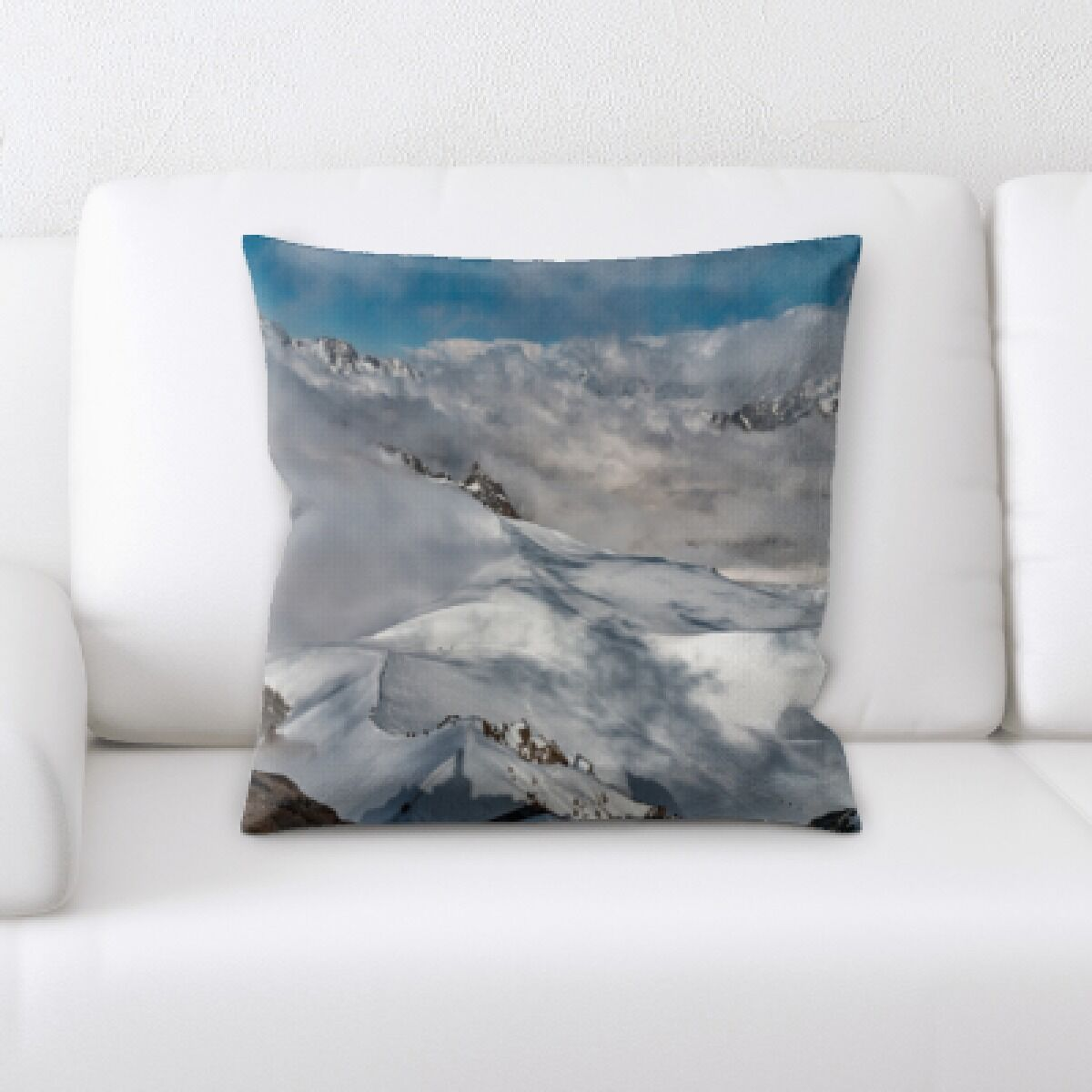 Landrum (199) Throw Pillow
