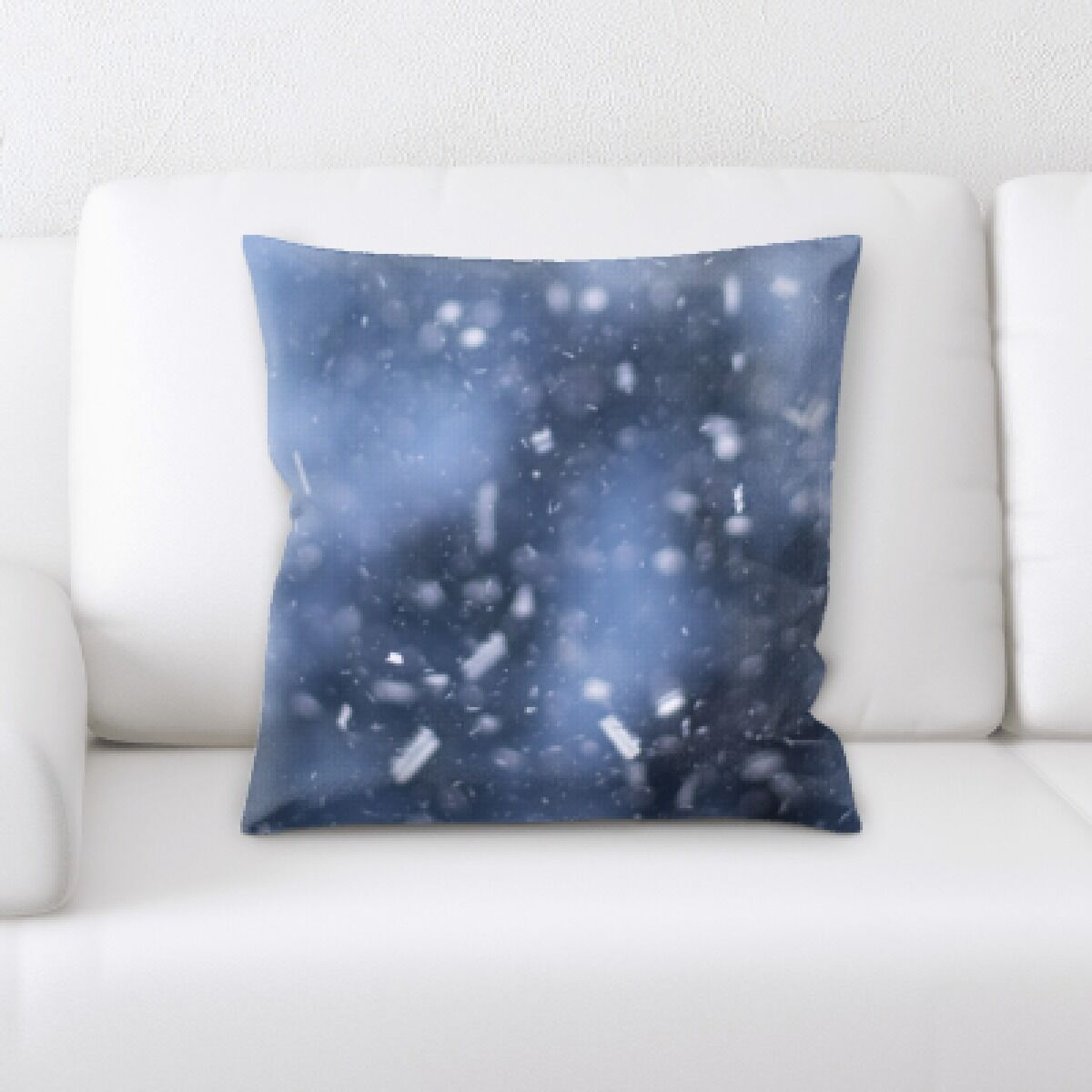 Winter Feeling (217) Throw Pillow