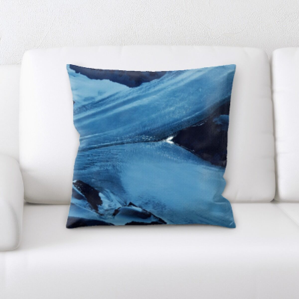Winter Feeling (222) Throw Pillow