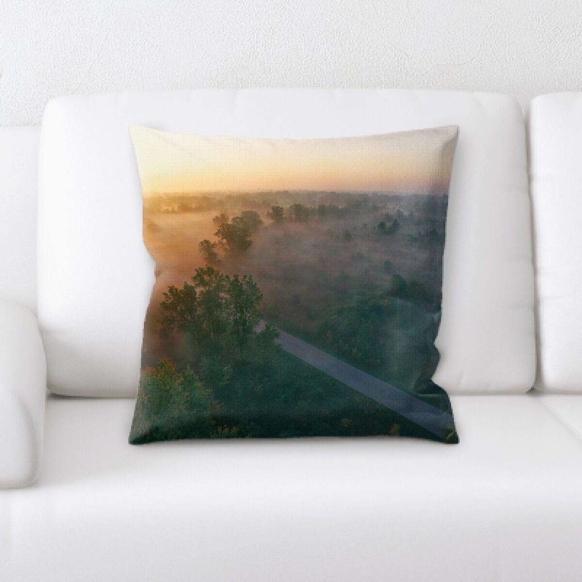 Hamerton (6) Throw Pillow