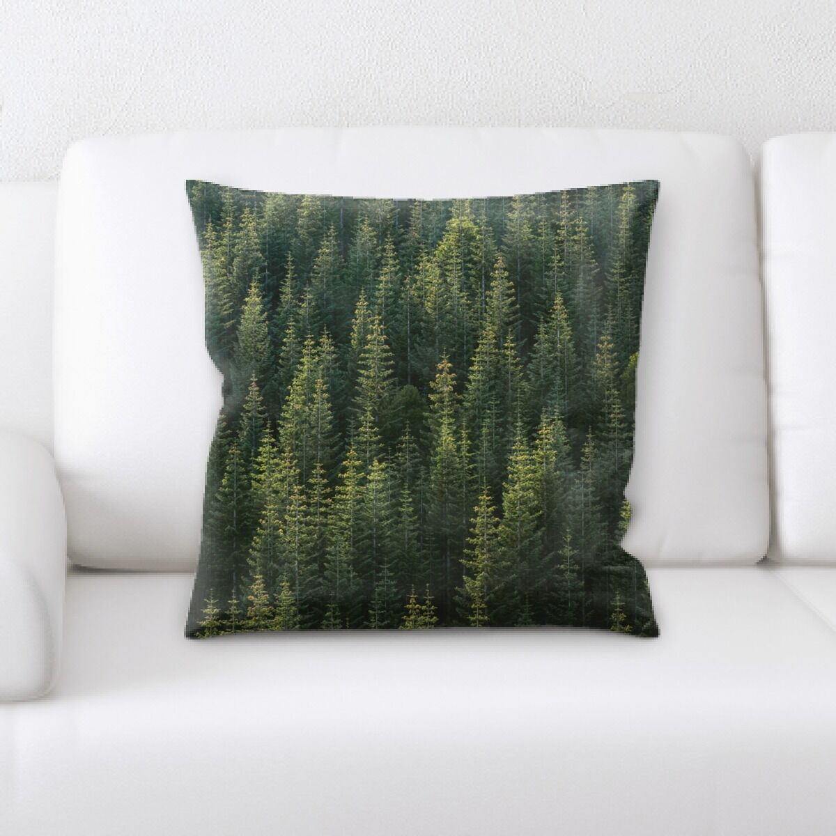 Wooden Things (75) Throw Pillow