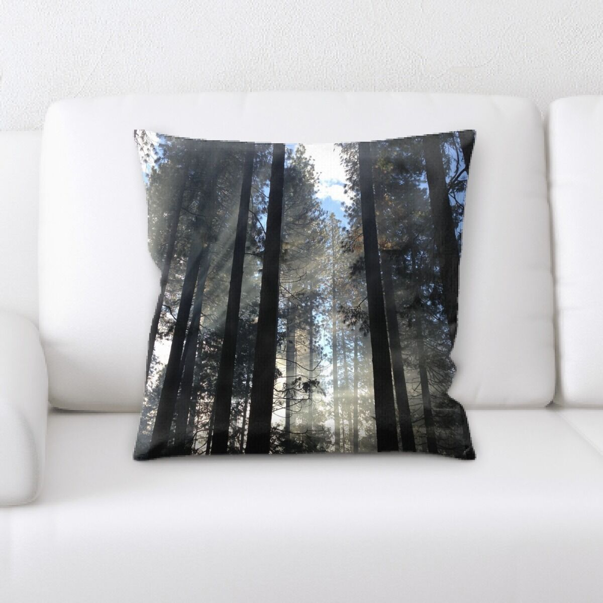 Alviso (126) Throw Pillow