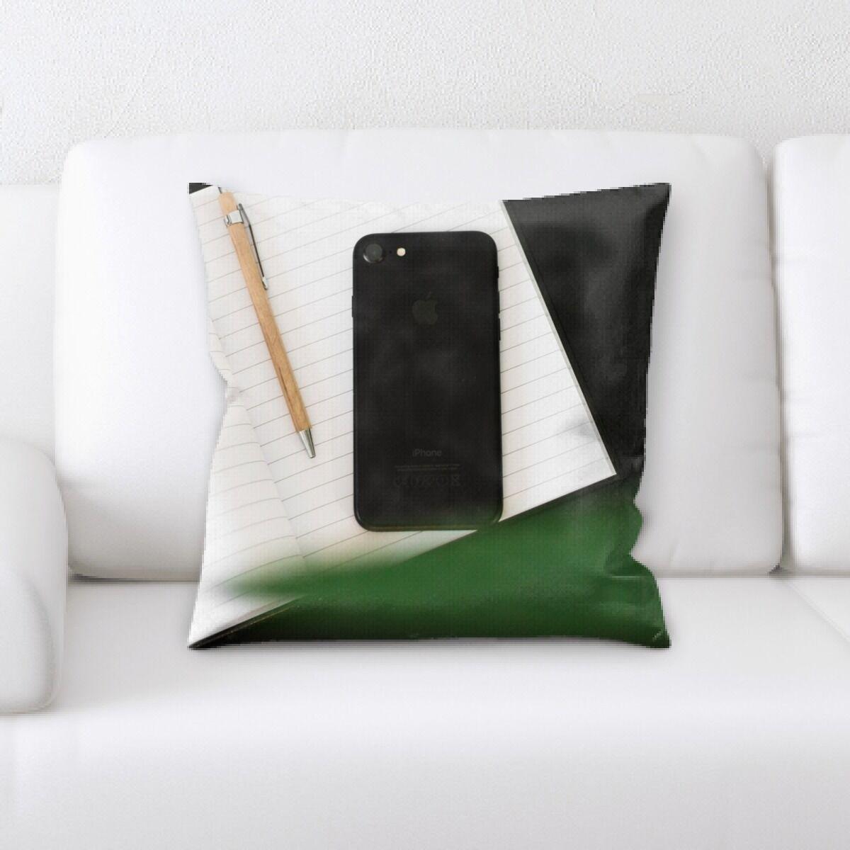 Hangah (128) Throw Pillow