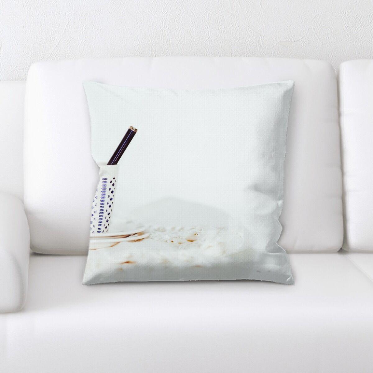 Hangah (45) Throw Pillow