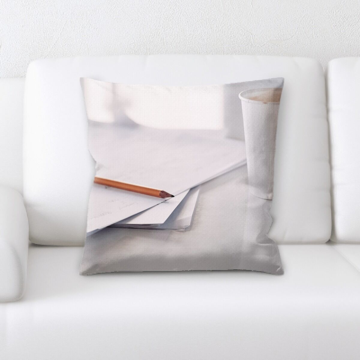 Hangah (106) Throw Pillow