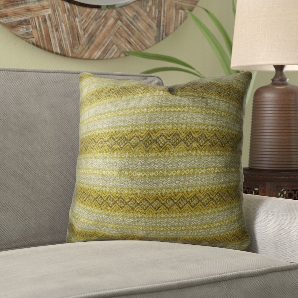 Roby Handmade Luxury Pillow Size: 12