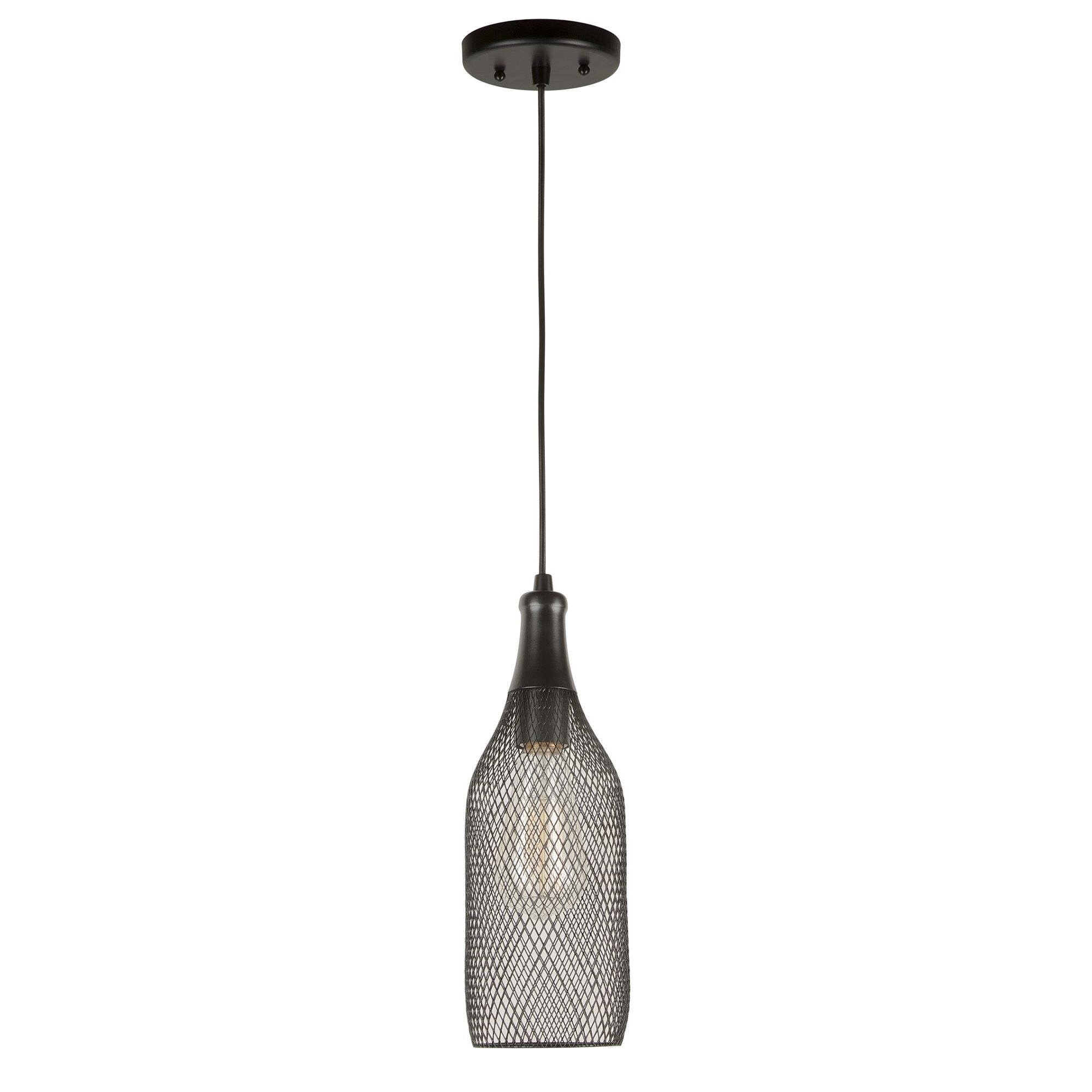 Aticus 1-Light Mini Pendant