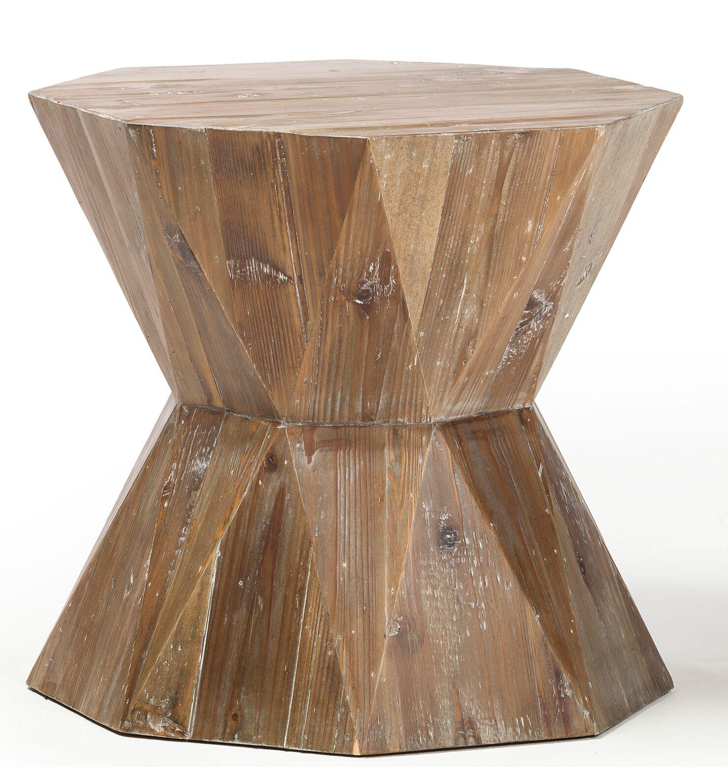 Arviso Reclaimed Fir End Table